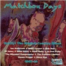 Matchbox Days - CD Audio