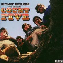 Psychotic Revelation - CD Audio di Count Five