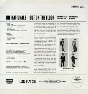 Vinile Out on the Floor Rationals 1