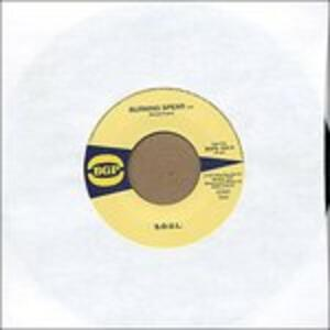 Burning Spear - Do Whatever You Want Me Too - Vinile 7'' di SOUL