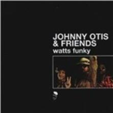 Watts Funky - Vinile LP di Johnny Otis