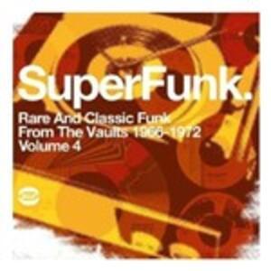 Super Funk 4 - Vinile LP