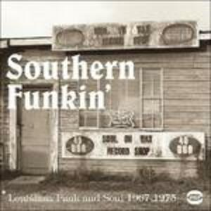 Southern Funkin' 1967-1979 - Vinile LP