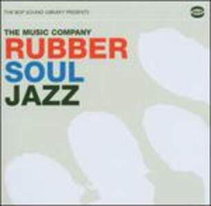CD Rubber Soul Jazz Music Company