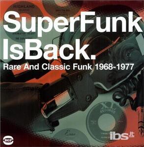 Superfunk Is Back 5 - Vinile LP