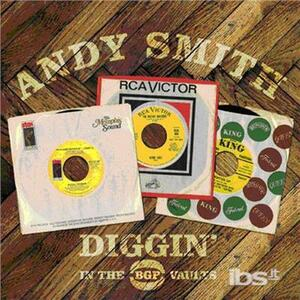 Diggin' in the BGP Vaults - Vinile LP di Andy Smith