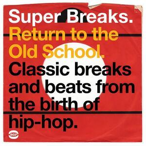 Super Breaks Return - Vinile LP