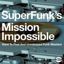 Super Funk's Mission - Vinile LP