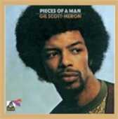 CD Pieces of a Man Gil Scott-Heron