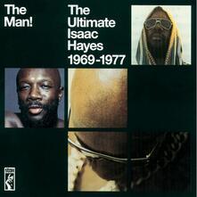 The Man! Ultimate Isaac Hayes 1969-1977 - Vinile LP di Isaac Hayes