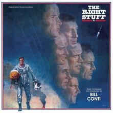 Right Stuff (Colonna sonora) - Vinile LP di Bill Conti