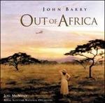 Cover CD La mia Africa