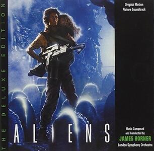 Aliens - CD Audio di James Horner