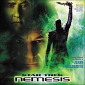 Star Trek Nemesis (Colonna Sonora) - CD Audio
