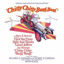 Chitty Chitty Bang Bang (Colonna sonora) - Vinile LP