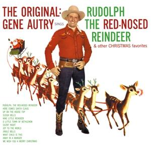 Rudolph the Red Nosed Rei - Vinile LP di Gene Autry