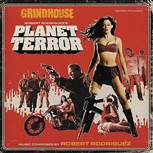Planet Terror (Colonna sonora) - Vinile LP