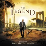 Cover CD Colonna sonora I Am Legend