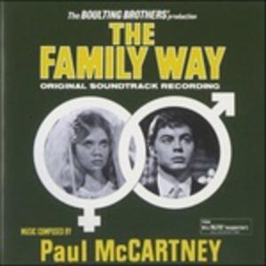 CD The Family Way (Questo Difficile Amore) (Colonna sonora) Paul McCartney