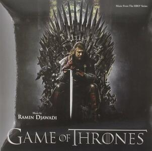 Game of Thrones (Colonna Sonora) - Vinile LP di Ramin Djawadi