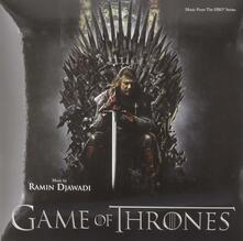 Game of Thrones (Colonna sonora) - Vinile LP di Ramin Djawadi