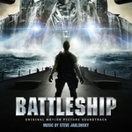 Cover CD Colonna sonora Battleship