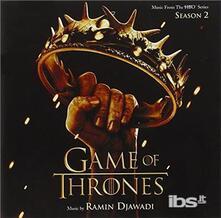 Game of Thrones 2 (Colonna sonora) - Vinile LP