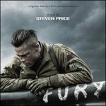 Cover CD Colonna sonora Fury