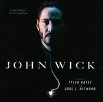 Cover CD Colonna sonora John Wick