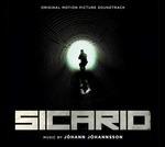 Cover CD Colonna sonora Sicario