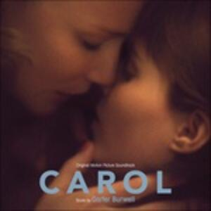 CD Carol (Colonna sonora)