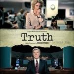 Cover della colonna sonora del film Truth - Il prezzo della verità