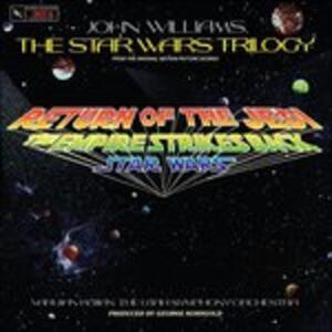 Star Wars Trilogy (Colonna Sonora) - Vinile LP