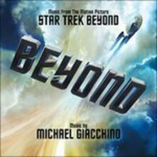 Star Trek Beyond (180 gr. Limited Edition) - Vinile LP di Michael Giacchino