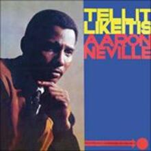 Tell it Like (Reissue) - Vinile LP di Aaron Neville