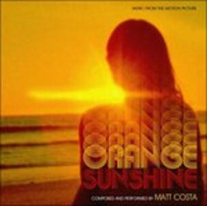 Orange Sunshine (Colonna Sonora) - CD Audio