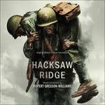Cover della colonna sonora del film La battaglia di Hacksaw Ridgev