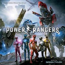 Power Rangers (Coloured Vinyl) - Vinile LP di Brian Tyler