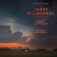 Three Billboards Outside Ebbing Missouri (Colonna sonora) - Vinile LP