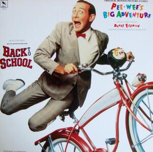 Pee-Wee's Big Adventure (Colonna Sonora) - Vinile LP