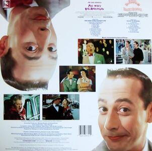 Pee-Wee's Big Adventure (Colonna Sonora) - Vinile LP - 2