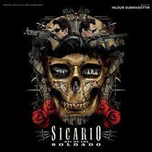 Sicario. Day of the Soldado (Colonna sonora) - Vinile LP