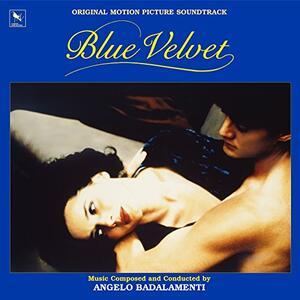 Blue Velvet Score (Colonna sonora) - Vinile LP di Angelo Badalamenti