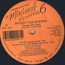 Change the Track - Vinile 10'' di Brooklyn Funk Essentials