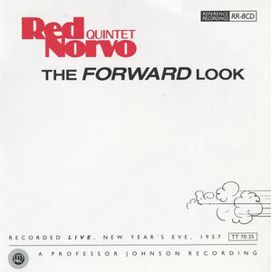 Forward Look Live - CD Audio di Red Norvo