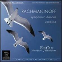 Danze sinfoniche - Vocalise - Vinile LP di Sergej Vasilevich Rachmaninov,Eiji Oue,Minnesota Orchestra