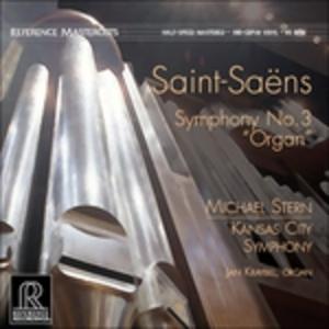 Vinile Sinfonia n.3 Camille Saint-Saëns