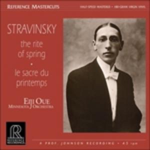 Vinile Rite of Spring Igor Stravinsky
