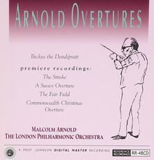 Arnold Overtures - Vinile LP di London Philharmonic Orchestra,Malcolm Arnold