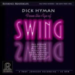 Vinile From the Age of Swing Dick Hyman